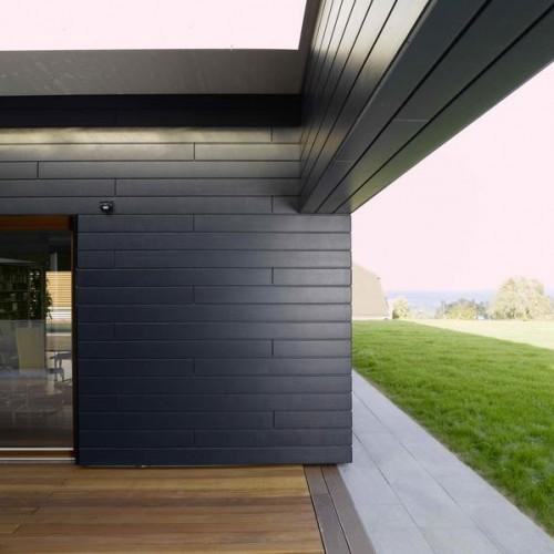Деревяно-композитні фасади