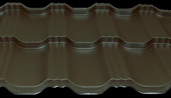 Модульна черепиця EGERIA SSAB 35_350 Purex 887 шоколад